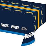party supplies san diego san diego chargers team party supplies and decorations bulkpartyzone