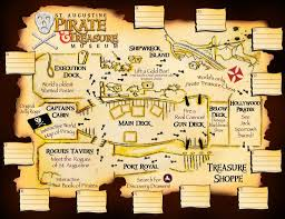 St Augustine Florida Map by Plan Your Visit St Augustine Pirate U0026 Treasure Museum