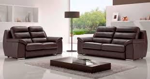 canapé 3 2 cuir monaco salon 3 2 vachette ou buffle personnalisable sur univers du cuir