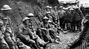 the military history of the first world war an overview and