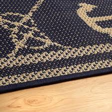 Outdoor Rugs Rope Grid Anchor Indoor Outdoor Rug Tree Shops Andthat