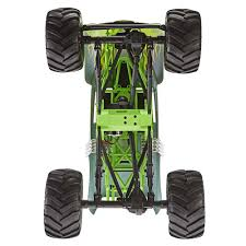 grave digger monster truck power wheels axial 1 10 smt10 grave digger monster jam truck 4wd rtr