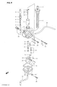 1986 suzuki lt230 lt230g carburetor parts best oem carburetor