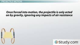 parabolic path definition u0026 projectiles video u0026 lesson