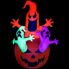 Halloween Outdoor Inflatables by Neon
