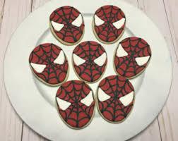 spiderman face etsy