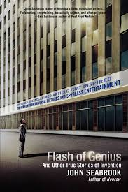 halloween city seabrook flash of genius and other true stories of invention john