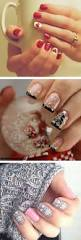 best 20 christmas nail designs ideas on pinterest christmas