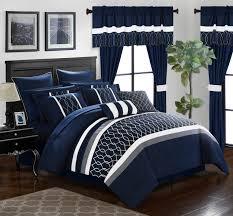 chic home dinah 24 piece comforter set u0026 reviews wayfair ca