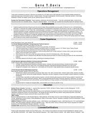 security director resume samp letter termination