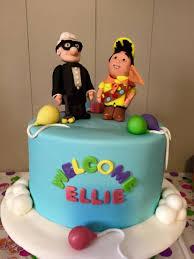 up disney movie theme baby shower cake cakecentral com