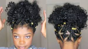 stepbystepnaturalhairstyling com short natural hair curly flexi rod afros tutorial