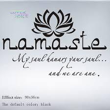 Wall Decals Vinyl Sticker Mandala by Aliexpress Com Buy Wall Decals Quotes Vinyl Sticker Decal Buddha