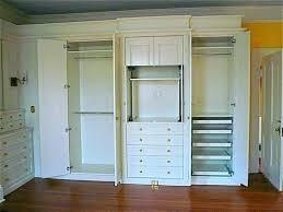 bedroom cabinets with doors built in bedroom cabinet bedroom built in wall unit with white