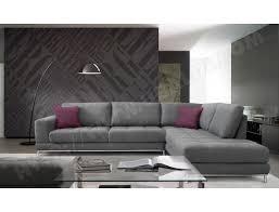 canapé d angle design pas cher canapé tissu ub design canapé d angle droit monika pas cher ubaldi com