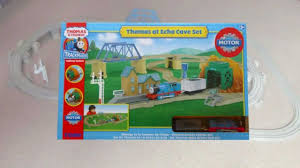 Trackmaster Tidmouth Sheds Ebay by Thomas At Echo Cave Trackmaster Train Set By Tomy Youtube