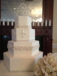 wedding cake new orleans sweet ideas the cake shoppe wedding cake robert la weddingwire