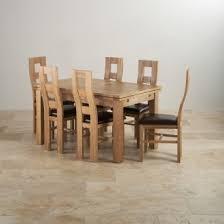 4ft dining sets 100 solid harwood oak furniture land