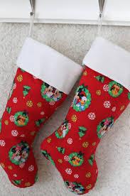 Stocking Best 25 Disney Christmas Stockings Ideas On Pinterest