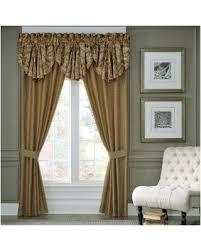 Classics Curtains Spectacular Deal On Croscill Classics Ashton 2 Pack Curtain Panels