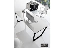 bureau 60 cm arko plateau ivoire 100 à 200 x 60 cm ivm office