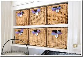 kitchen basket ideas organizing drawers and more with baskets in my own style