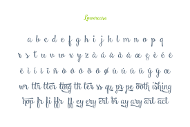 free font smoothie shoppe script personal use only by