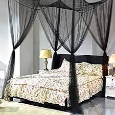amazon com goplus 4 corner post bed canopy mosquito net full