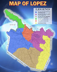 san francisco quezon map about our of the most holy rosary parish