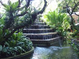 the beautiful of waterfall garden u2014 tedx designs