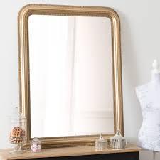 miroir chambre ado deco chambre ado garcon design 7 miroir c233leste or 120x90