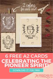 free greeting cards a2 pioneer spirit greeting cards free printable jw printables
