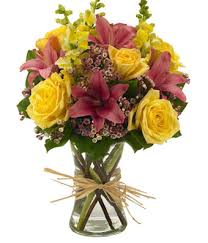 pink lillies the simple elegance bouquet at from you flowers