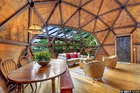 dome home interiors geodesic dome home in lafayette asks 889k curbed sf