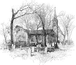 graveyard clipart black and white church and graveyard clipart etc