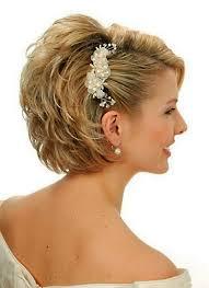 coiffure femme pour mariage mariage femme cheveux courts
