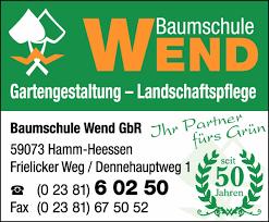 garten und landschaftsbau hamm baumschule wend gbr garten und landschaftsbau 59073 hamm