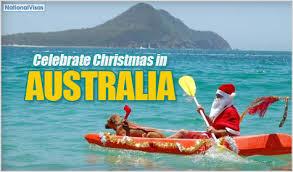 how is celebrated in australia australia visa
