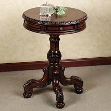 round wood accent table small wood accent table medium size of coffee accent tables wood