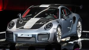 pictures of porsche 911 2018 porsche 911 gt2 rs the most powerful priciest 911 of all