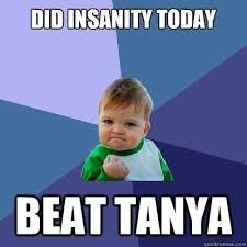 Exercising Memes - list of synonyms and antonyms of the word insanity workout memes