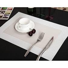 napperon de cuisine 2 pcs lot 4 couleurs table napperon cuisine accessoires napperons
