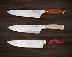 these luxury handcrafted chef u0027s knives are made from 67 layers of