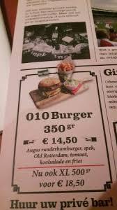 cuisine fust vet druipt eruit picture of cafe t fust rotterdam tripadvisor