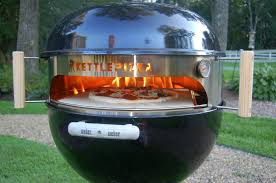 amazon com made in usa kettlepizza pro 22 kit outdoor pizza