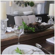 table runner ideas dining room traditional with none