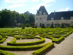 French Chateau Style File Chateau D U0027azay Le Ferron French Garden Jpg Wikimedia Commons