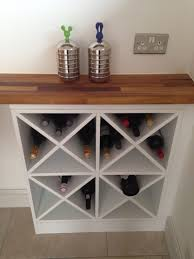 console table with wine storage living room console table with wine storage and small space