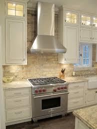 traditional kitchen backsplash brick kitchen backsplash award winning kitchen with brick backsplash