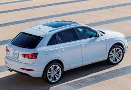 audi suvs 2015 2015 audi q3 suv pricing to start at 33 425 kelley blue book